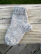 Tiny Class Sock
